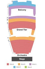 Miller Auditorium Seating Chart Kalamazoo