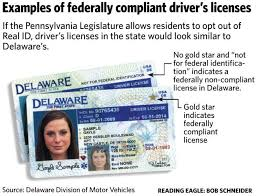 Pennsylvania Id Will 60 License In Cost Real