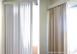 vertical blinds with curtains how to conceal vertical blinds with a curtain room curtains over vertical vertical blinds with curtains