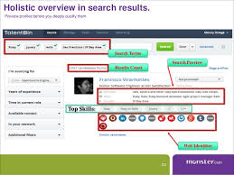recruiter monster india resume database search result ecordura com