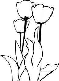 Prato Di Fiori Da Colorare Disegno Fiore Di Primavera Da Colorare