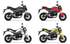 2018 Honda Grom Review Small Bike With Big Heart Prd News