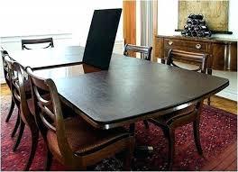 Custom Dining Room Table Pads Interesting Inspiration Ideas