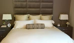 designer upholstered wall panels  upholstered headboards
