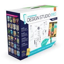 The Extraordinaires Design Studio Amazon Com The Extraordinaires Design Studio Pro Toys Games