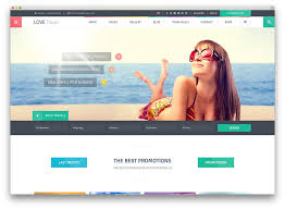Small Picture 50 Jaw Dropping WordPress Travel Themes For Travel Agencies