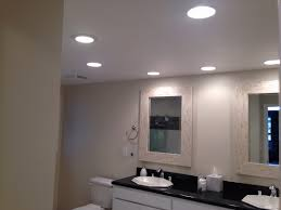 home lighting bathroom recessed lighting placement new installation coronado san go of recessed lighting