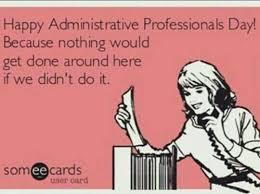 Administrative Professional Days