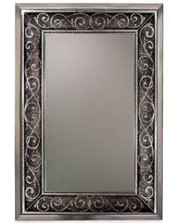 brushed nickel mirror. Verona 24\ Brushed Nickel Mirror