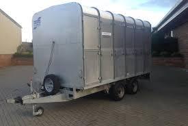 warrior trailers ifor williams dp120 12′ livestock trailer previousnext