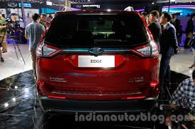 ford new car release 2014Guangzhou Live  Ford Edge 7seater