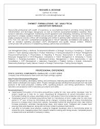 Resume Examples Laboratory Manager Resume Ixiplay Free Resume