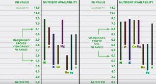 Cannabis Ph Chart 7 Cannabis Requires A Ph Range Around The Neutral Value Of