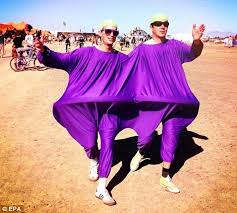 Image result for Purple people
