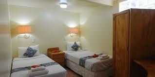 Spa Bedroom Two Bedroom Beachside Suite Accommodation The Rarotongan Beach