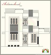 house plans with estimated cost to build in kerala or 3 bedroom house plan and modern