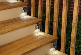 outdoor stair lights image of best solar stair lights for deck solar powered outdoor stair lights outdoor stair lights