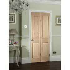4 panel white interior doors. Internal White Oak Oregon 4 Panel Bi-Fold Flush Bead Door Interior Doors D