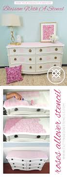 cutting edge furniture. Cutting Edge Stencils Shares How To Makeover Craigslist Furniture Using Paint And A Stencil Pattern, I