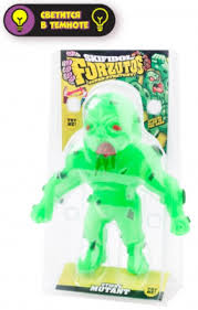 <b>Фигурка</b>-<b>тянучка Forzutos</b>: Sticky Mutant Green (14 см) - купить по ...