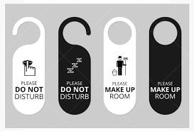 creative door hangers. Fantastic Creative Door Hangers And Clever Hanger Design Ideas Inspiration Clubflyers E