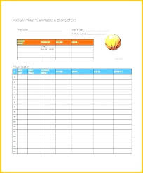 Baseball Team Roster Template Solacademy Co