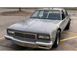 1987 Chevrolet Caprice for Sale   ClassicCars.com   CC-969259
