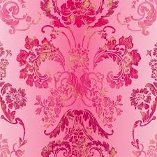 Small Picture kashgar fuchsia wallpaper Designers Guild