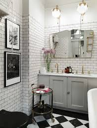 ravishing black and white bathroom design inspiration shows beautiful white art bathroom wall lights with charming black  on art deco bathroom wall decor with fabulous home bathroom in white tone decoration complete fascinating