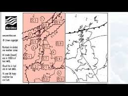 Low Level Chart Meteorology 28 Low Level Forecast Chart