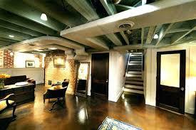Low ceiling basement ideas Rustic Image Of Finished Basement Ideas With Low Ceiling Mystic Ireland The Finished Basement Ceiling Ideas Mysticirelandusa Basement Ideas