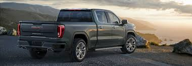When Does the 2019 GMC Sierra 1500 Denali Go on Sale?