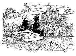 Small Picture Harry Potter Coloring Pages Coloring Pages To Print