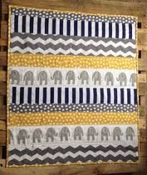 Grey Elephant Quilt Navy Yellow Grey by Nooches on Etsy ... I'm ... & Must-have quilt! Adamdwight.com
