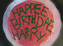 Harry Potters Birthday Cake As Seen In The Movie 14 Steps With