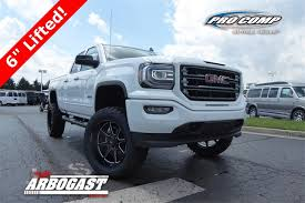 New 2018 GMC Sierra 1500 SLT Lifted Truck Double Cab in Troy #G12345 ...