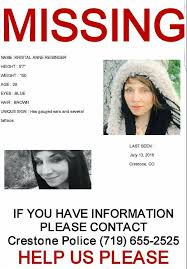 Missing Person Words Beauteous Foul Play Suspected In Case Of Missing Mother FOX44 Denver