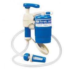 portable water filter system. First Need XLE Portable Water Purifier Filter System Y