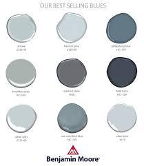 benjamin moore paint colorProject Upper East Side Benjamin Moore Blue Paint Color Options