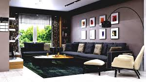 living room modern villa in dammam by mokhles mohamed ideas grey sofa perfect fantastic gray paint