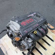 TOYOTA CELICA 1ZZ ENGINE COROLLA MRS MATRIX VIBE 1.8L VVTi MOTOR ...