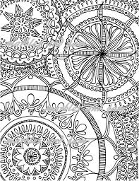 Tumblr Mandala Coloring Pages