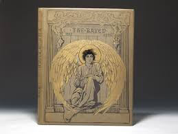edgar allan poe raven antiquarian books edgar  edgar allan poe raven