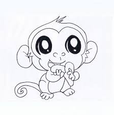 Big Eyed Animal Free Coloring Pages On Art Coloring Pages