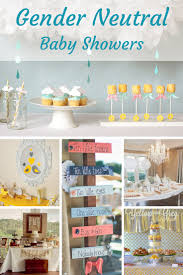 Baby Shower Theme Ideas For Unknown Gender