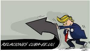 Resultado de imagen para Relaciones Cuba EEUU