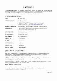 Civil Draughtsman Resume Format New Hvac Resume Samples Fresh Hvac