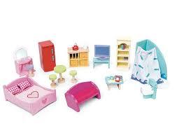 dolls furniture set. Deluxe Dolls House Furniture Set