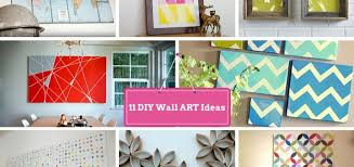 diy wall decorating ideas handmade craft wall art
