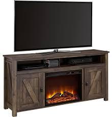 farmington fireplace tv stand heritage pine 60 transitional entertainment centers